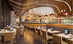 PHL Terminal B, Transformed by Eight New OTG Restaurants