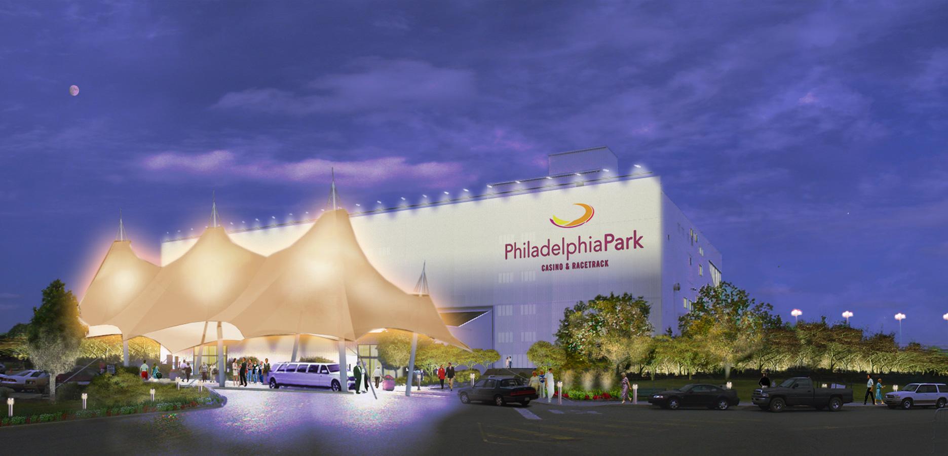 philadelphia park casino phone number