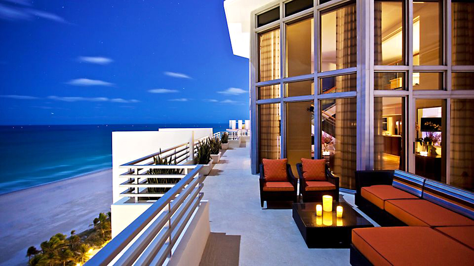 Loews Miami Beach Hotel Daroff Design